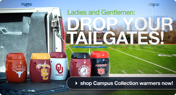 Scentsy College Tailgater Warmers