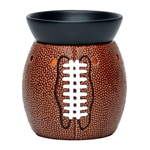 Game Day, Football themed Scentsy Candle Warmer