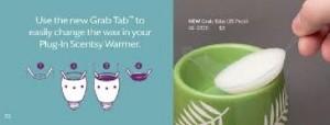 Grab Tabs for Nightlight Warmers