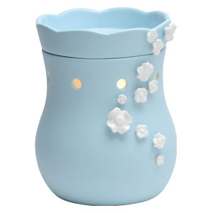 Baby's Breath Scentsy Warmer
