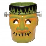 He's Alive Frankenstein Candle Warmer