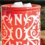 2015 Scentsy Christmas Candle Warmers Noel