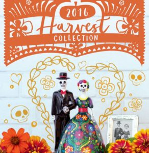 Scentsy 2016 Harvest Warmer Collection