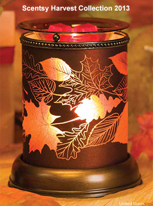 Scentsy Harvest Collection 2013