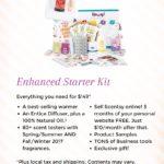 Enhanced Scentsy Starter Kit