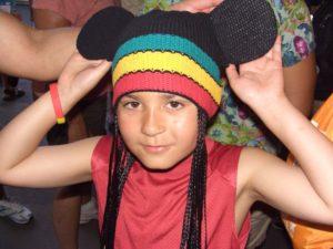 Disney World Family Trip Rasta Ears
