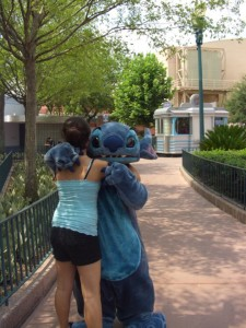 Disney World Family Trip Stitch
