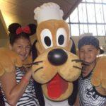 Disney World Family Trip Pluto