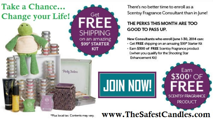 Start Selling Scentsy Candles and We'll be Your Mentors