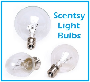 NEW! Scentsy Light Bulb 3-Pack Combine and Save Deals