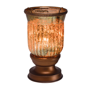 amber-fluted-candle-warmer