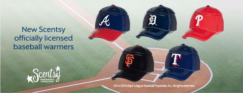 Official Baseball Cap Warmers