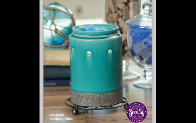 Caribbean Blue Scentsy Warmer