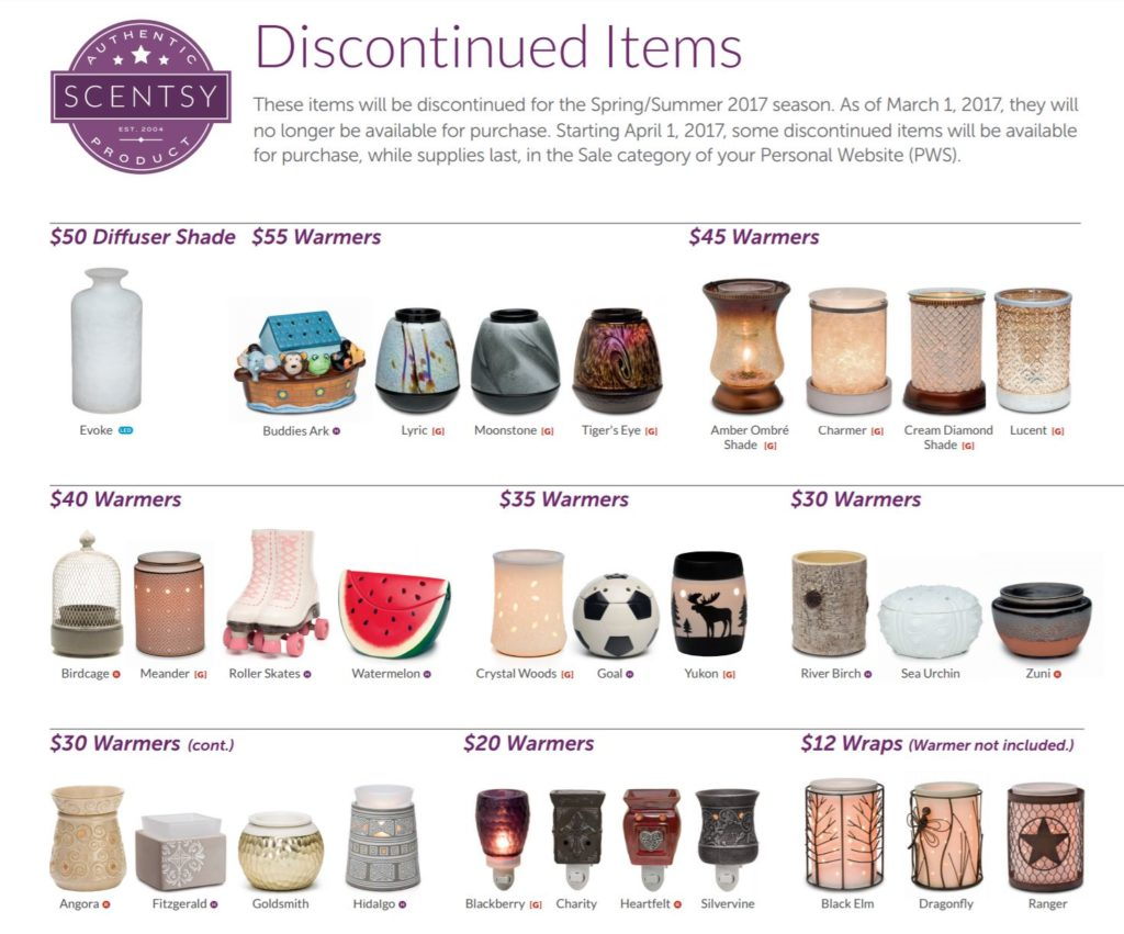 clearance-scentsy-products-2017-fall-winter