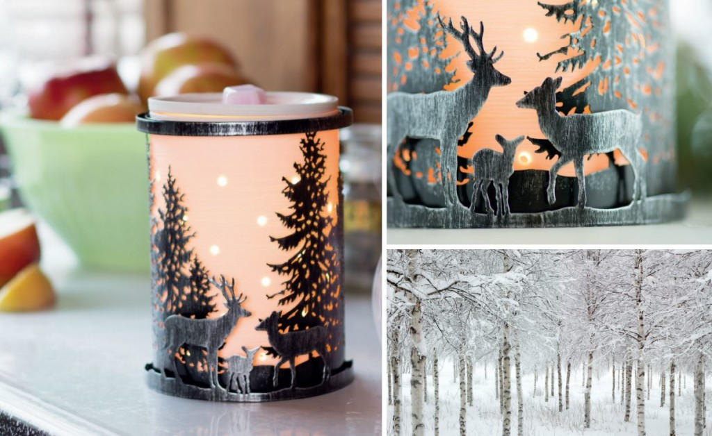 Forest Meadow Scentsy Warmer