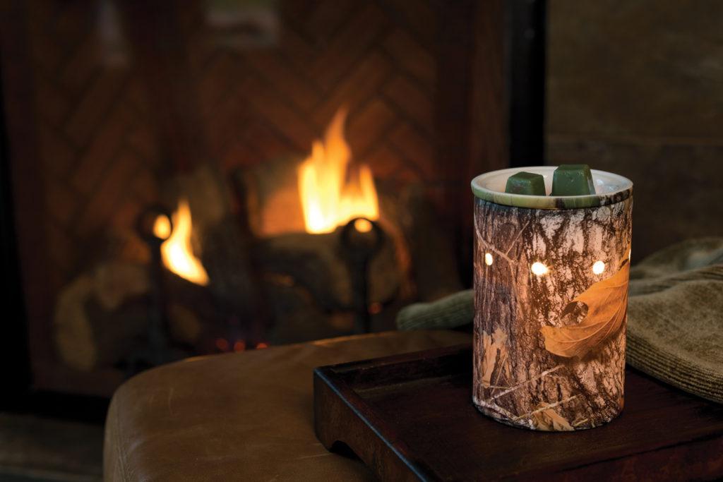 Scentsy Mossy Oak Warmer