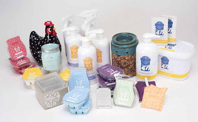 host-scentsy-party