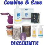Combine & Save Discounts