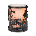 Countryside Wrap w Etched Core Warmer