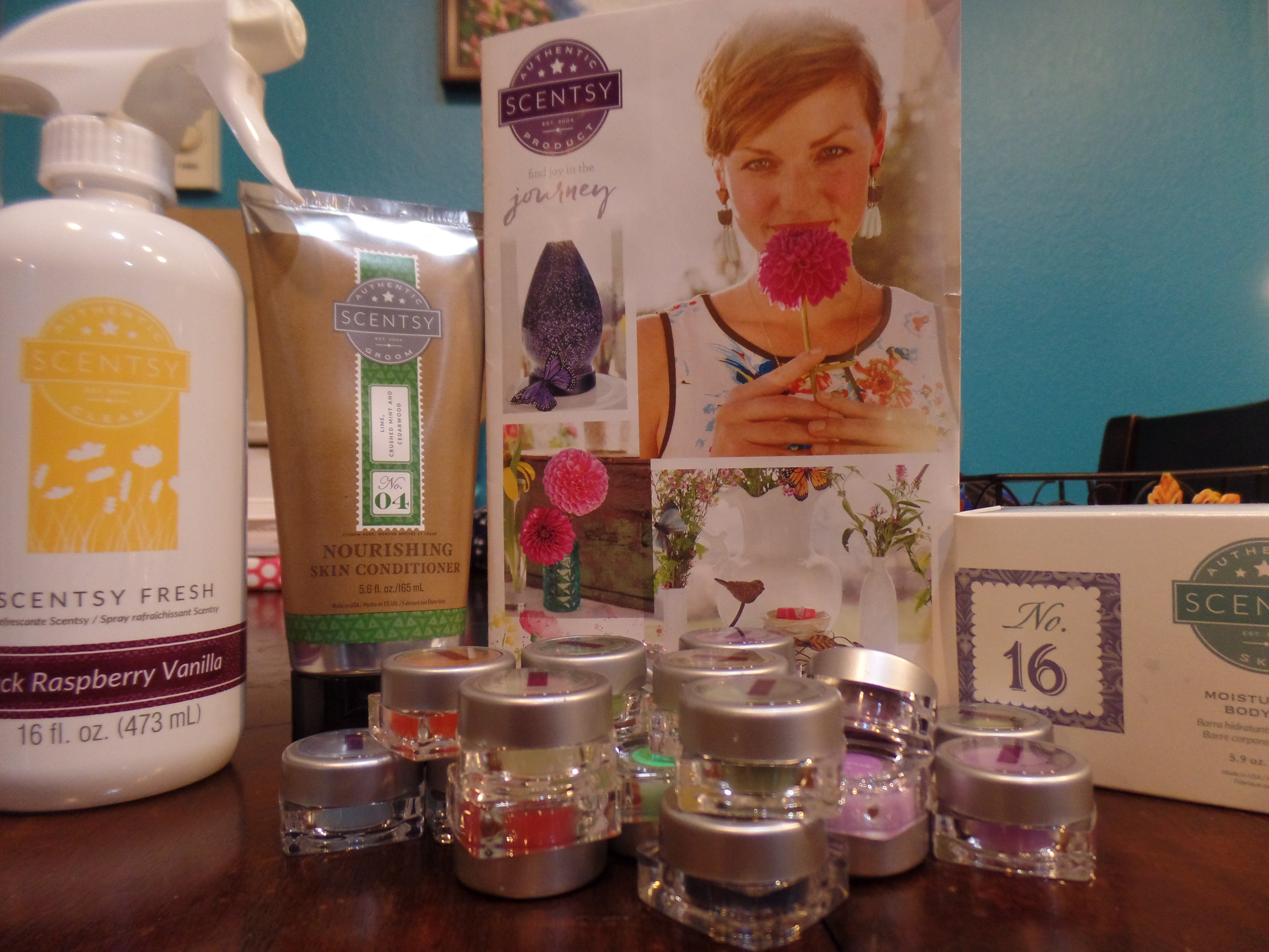 Scentsy Review New Scents for Spring Summer 2016