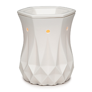 Scentsy Alabaster Candle Warmer