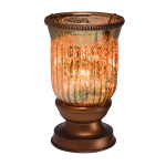 Scentsy Amber Fluted Shade Warmer