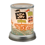 Argh Matey Pirate Scentsy Lampshade Warmer