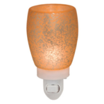 Cream Glass Scentsy Niightlight Warmer