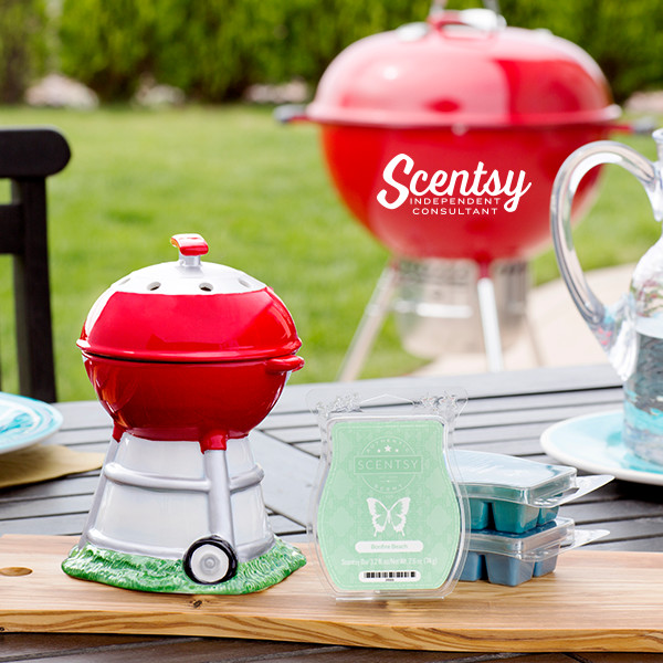 Scentsy Fathers Day BBQ Gift Bundle