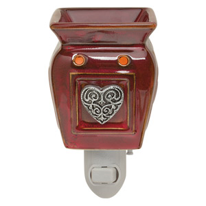 Heartfelt Nightlight Scentsy Warmer