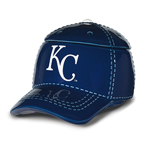 Kansas City Baseball Scentsy Warmer