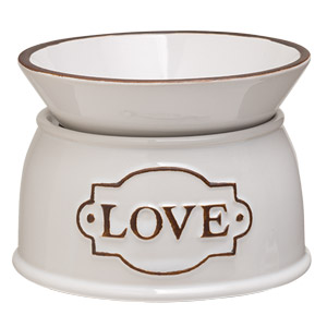 Scentsy Love Element Warmer