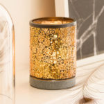 Gold Crush Scentsy Warmer