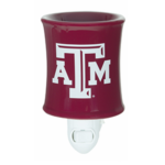 Texas A & M Aggies Scentsy Nightlight Warmer
