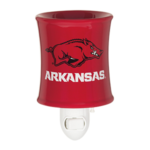 University of Arkansas Razorback Nightlight Warmer