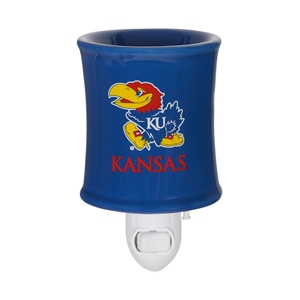 Kansas Jayhawks Nightlight Warmer
