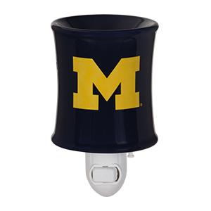 Michigan Wolverines Nightlight Warmer