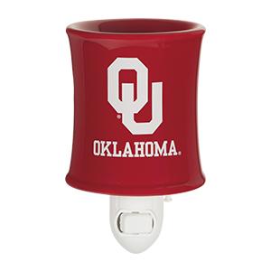 Oklahoma Sooners Nightlight Warmer
