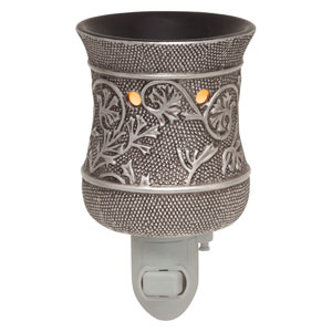 Scentsy Silvervine Nightlight Warmer
