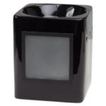 Sleek Black Custom Gift Scentsy Warmer