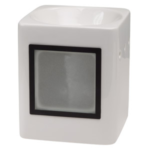 Sleek White Custom Gift Scentsy Warmer