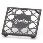 Square Scentsy Warmer Stand