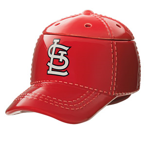 St Louis Redbirds Baseball Cap Scentsy Warmer