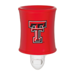 Texas Tech Red Raiders Scentsy Nightlight Warmer