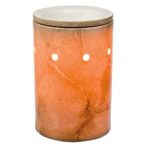 Travertine Core Silhouette Scentsy Warmer
