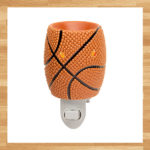 Slam Dunk Basketball Nightlight Warmer
