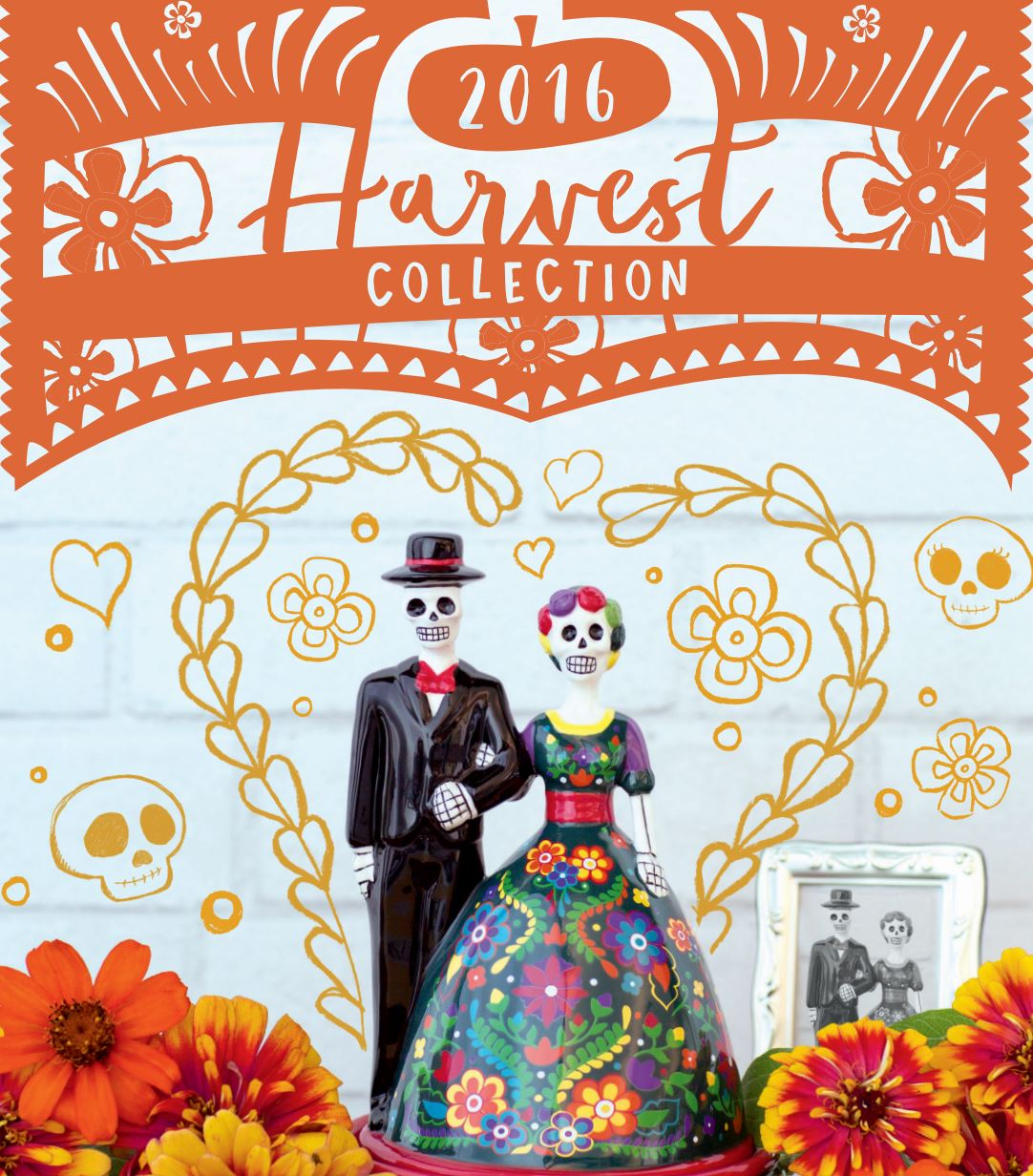 New Scentsy Harvest Collection
