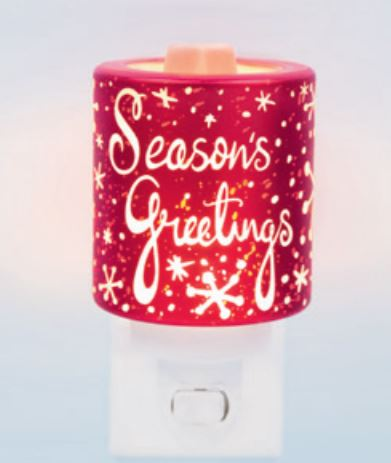 Seasons Greeting Scentsy Warmer Scentsy Warmers The