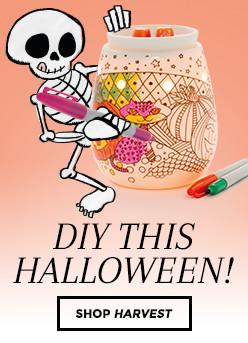 DIY Halloween Scentsy Warmer