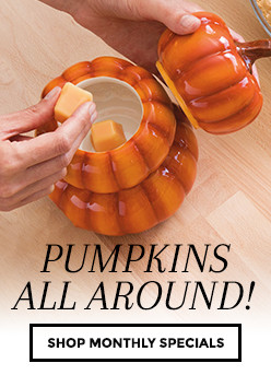 Scentsy Harvest Pumpkin Warmer